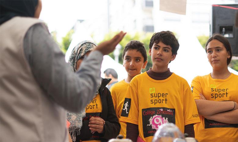 Casablanca accueille  son 6e Festival des sciences