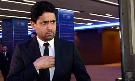 Nasser Al-Khelaïfi mis en examen