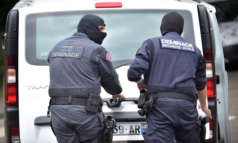Colis piégé à Lyon: le suspect reconnaît avoir fait allégeance à l'EI
