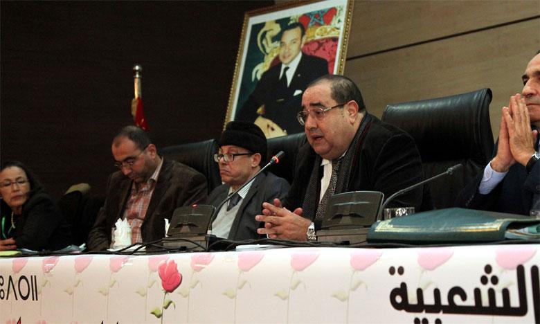 L'USFP planche sur un projet politique et organisationnel pour renforcer la réconciliation interne