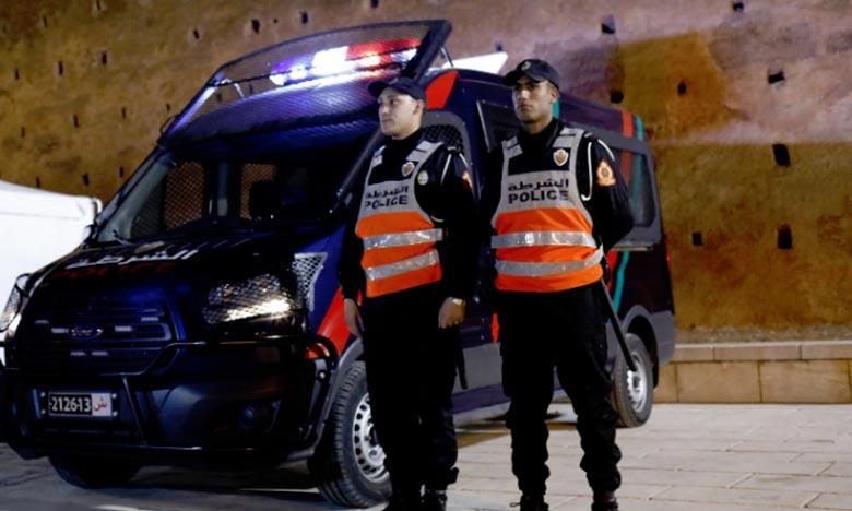 Le gardien de voitures et l'intermédiaire ont été placés en garde à vue. Les investigations se poursuivent afin d'identifier les ressortissants étrangers et leurs complices marocains impliqués dans ces actes criminels d'escroquerie, commis sous le couvert du travail journalistique. Ph : MAP