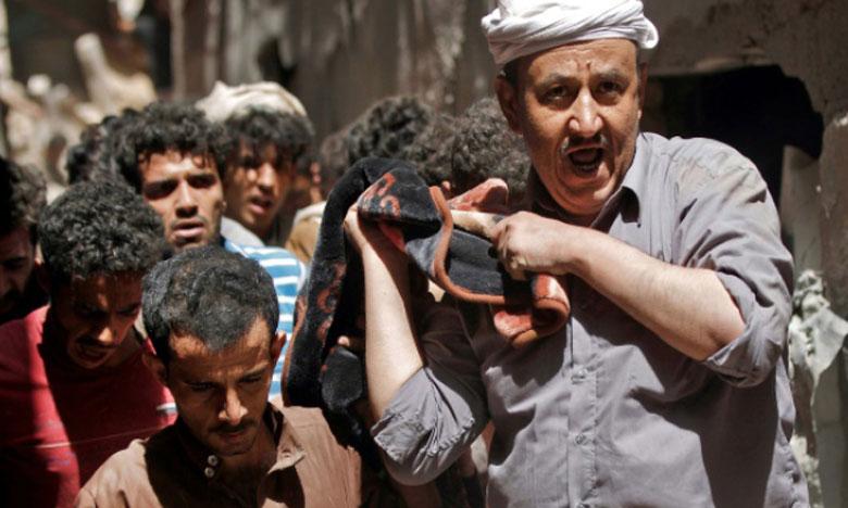 «Nous avons commencé à lancer des frappes aériennes ciblées sur des sites de la milice des Houthis, y compris  à Sanaa», a déclaré jeudi une source officielle de la coalition. Ph. AFP