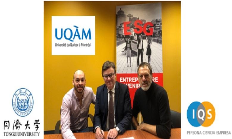 Rabat Business School élargit son réseau à l'international