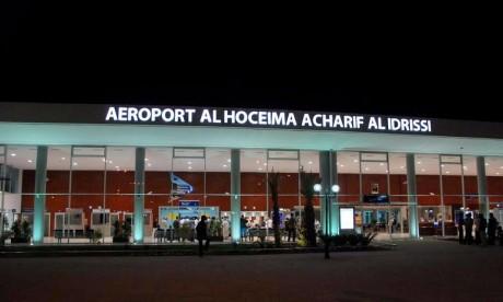 Hausse du trafic des passagers à l'aéroport Chérif Al Idrissi