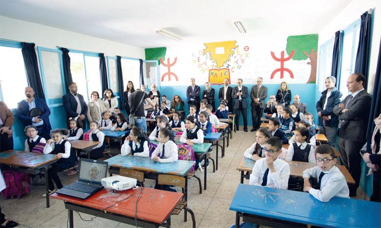 Le coup d'envoi de la Semaine de l'éducation nutritionnelle a été donné à l'école Zallaqa de Tanger.
