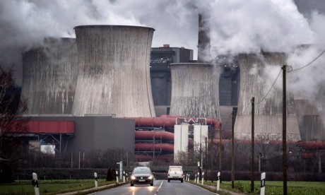 L'UE réduit ses émissions de CO2 en 2018