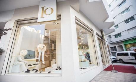 La marque IO se distingue