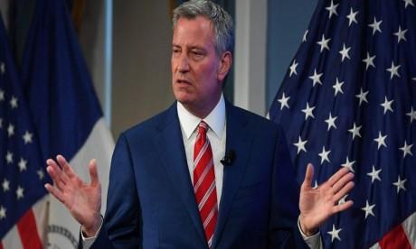 États-Unis:  Le maire de New York candidat à la présidentielle 2020