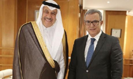 L'ambassadeur saoudien salue la dynamique réformatrice dans le domaine de la justice au Maroc