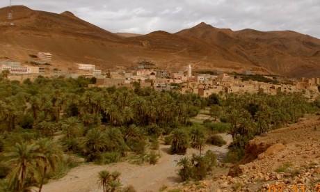 Selon l'ING, aucun dégât humain ou matériel n'a été signalé sur place, la secousse dont l'épicentre dans la commune d'Ouisselate, est survenue à 18h54 min 22 sec exactement. Ph : DR