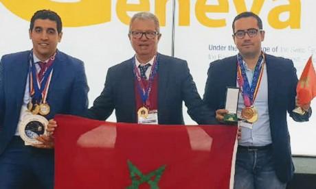 L'EMSI représente le Maroc au Salon européen  de la créativité et de l'innovation
