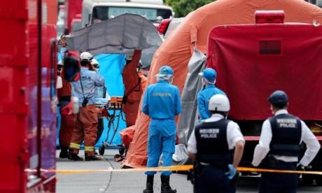 Attaque contre des écolières : deux morts et 17 blessés près de Tokyo
