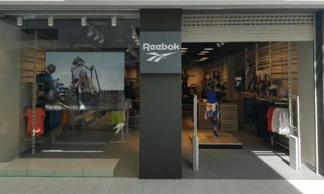 Reebok s'installe à Casablanca et Tanger