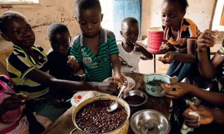 ONU : «13 millions de personnes ont faim  dans un pays qui produit plus de nourriture  qu'il n'en consomme»