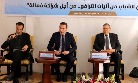 Début à Laâyoune du Forum régional sur la plaidoirie civile pour la marocanité du Sahara