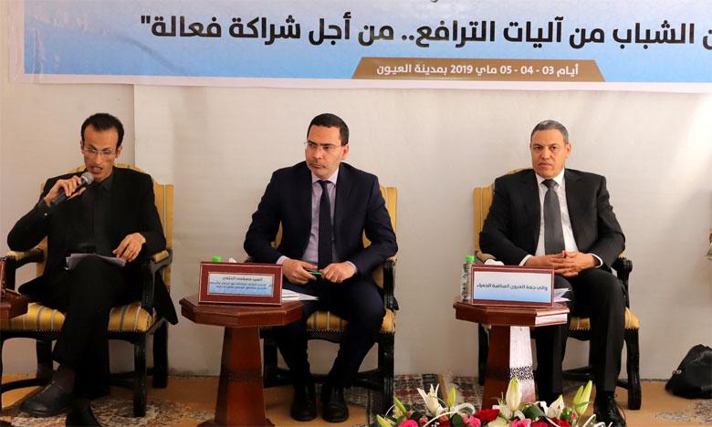 Le coup d'envoi a été donné, vendredi dernier à Laâyoune, au Forum régional sur la plaidoirie civile pour la marocanité du Sahara, en présence du ministre délégué chargé des Relations avec le Parlement et la société civile, Mustapha El Khalfi.