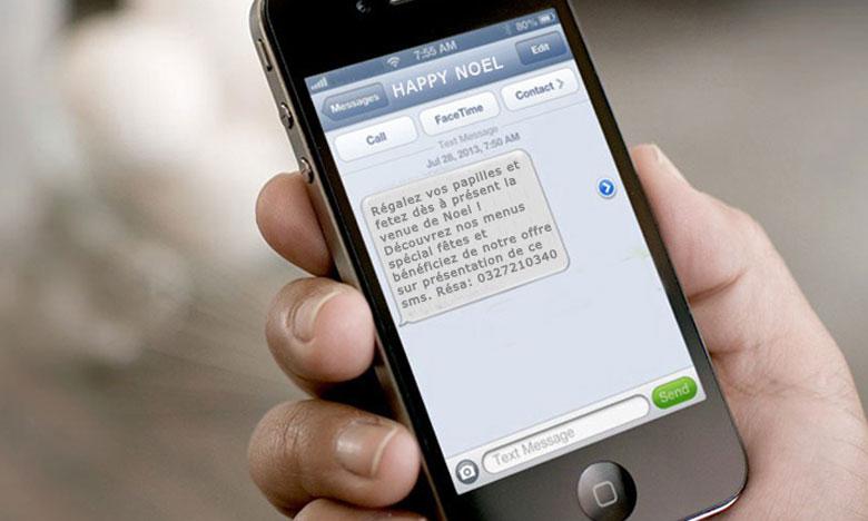 La CNDP et l'ANRT veulent contrôler le SMSing