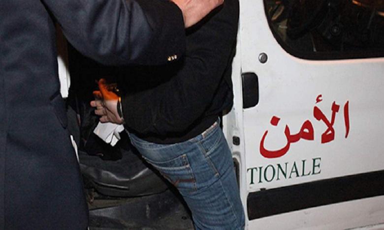 DGSN: Arrestation à Rabat d'une femme et son fils pour possession et trafic de drogue et de psychotropes