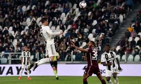 Cristiano Ronaldo prive le Torino d'un gros coup
