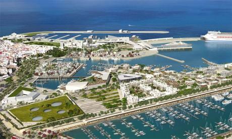 Réunion élargie à Rabat consacrée à l'état d'avancement du programme «Tanger-Métropole»