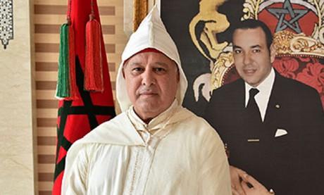 Mustapha Mansouri remet ses lettres de créances au SG de l'OCI