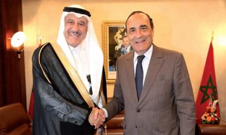 L'ambassadeur de l'Arabie saoudite à Rabat : L'intégrité territoriale du Maroc constitue  une «ligne rouge» et une constante  de notre politique extérieure