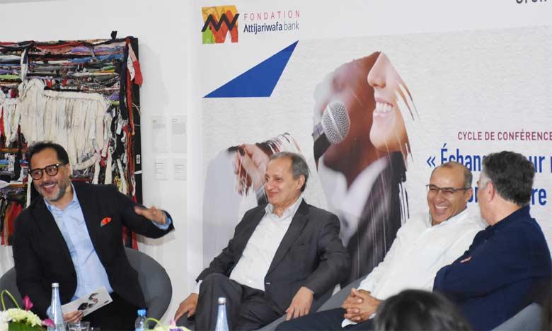 Une conférence-débat à Casablanca sur les valeurs éthiques et morales régissant la vie en communauté au Maroc