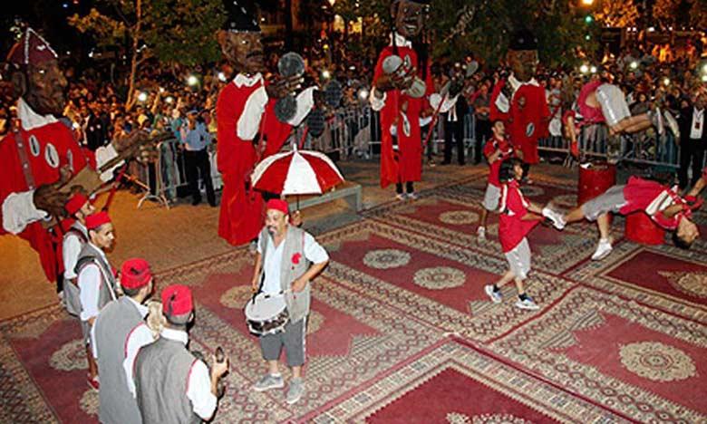 Festival national des arts  de la rue