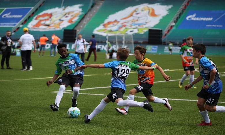 Dernier sprint de «Football for Friendship» cette année à Madrid