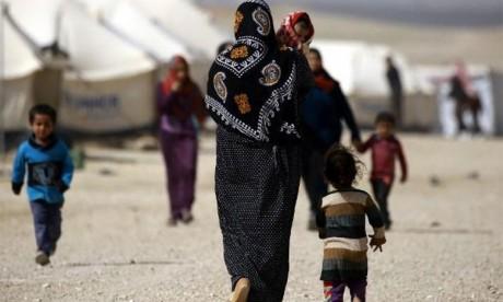 Situation humanitaire «critique» dans le camp d'Al-Hol