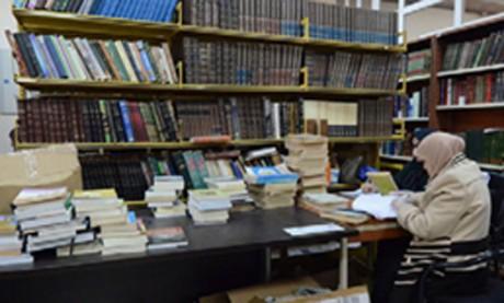 Des milliers de livres et manuscrits partis en fumée, certains perdus à jamais