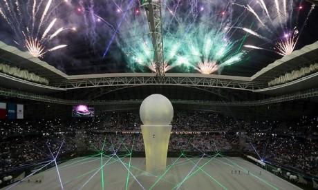 Mondial 2022 : le premier stade climatisé inauguré à Doha