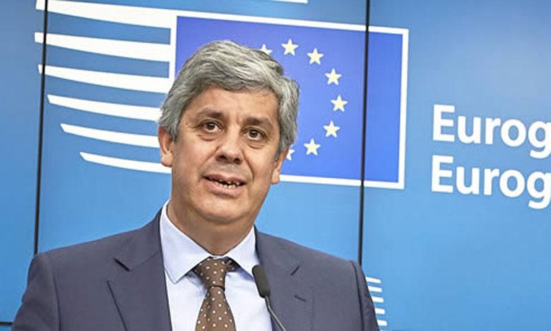 Mario Centeno a fait savoir que l'Europe connaît 24 trimestres consécutifs de croissance  économique. Ph. UE