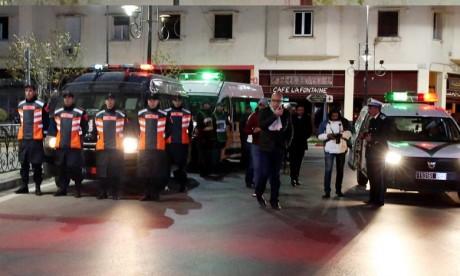 Des tirs de sommation lors d'une interpellation à Casablanca