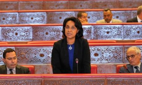 Mounia Boucetta : La dernière résolution du Conseil de sécuritaé met en échec les solutions irréalistes et unilatéarales des ennemies de l'intégrité territoriale