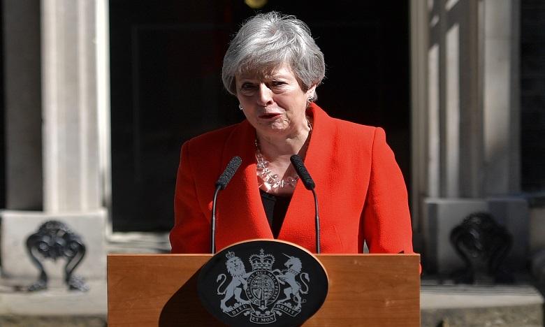 Terrassée par le Brexit, Theresa May démissionne