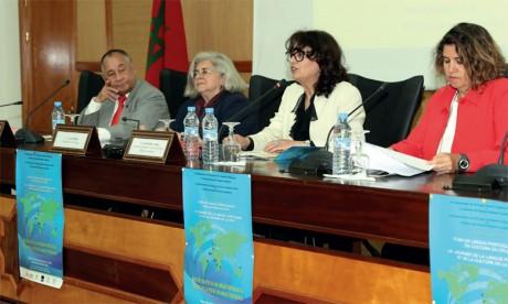 Célébration à Rabat de la cinquième édition  des «Journées de la langue portugaise»