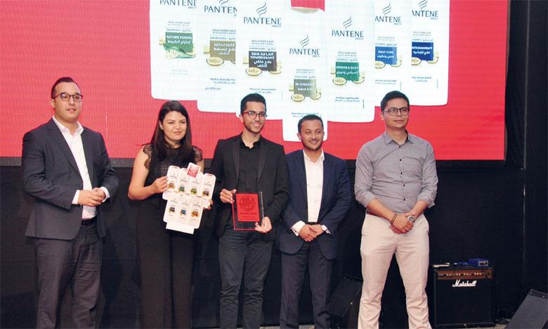 Procter & Gamble rafle 8 prix