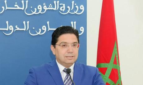 Nasser Bourita : Pour la première fois depuis 1975, le Conseil  de sécurité mentionne 5 fois l'Algérie dans sa résolution