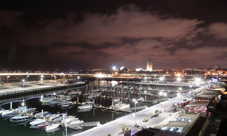 La Marina du Bouregreg dresse l'état d'avancement des chantiers