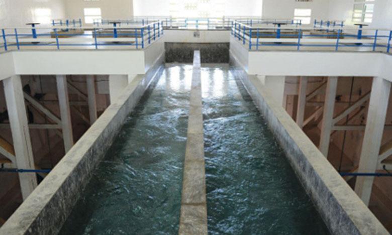 Futures conventions pour  l'adduction de plusieurs douars en eau potable