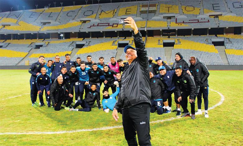 Le club a récemmentdémenti le départ de Abderrahim Talib et son éventuel remplacement par  Mohamed Amine Benhachem.