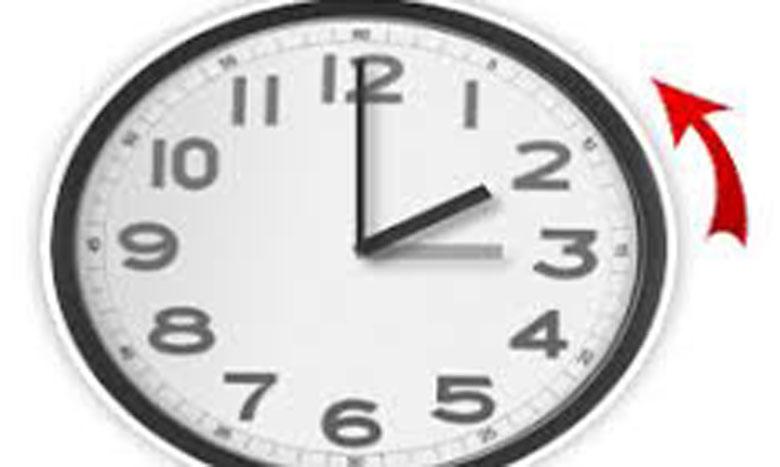 Retour à l'heure légale  au Maroc le 5 mai à 3 heures,  à l'occasion du mois sacré  du Ramadan
