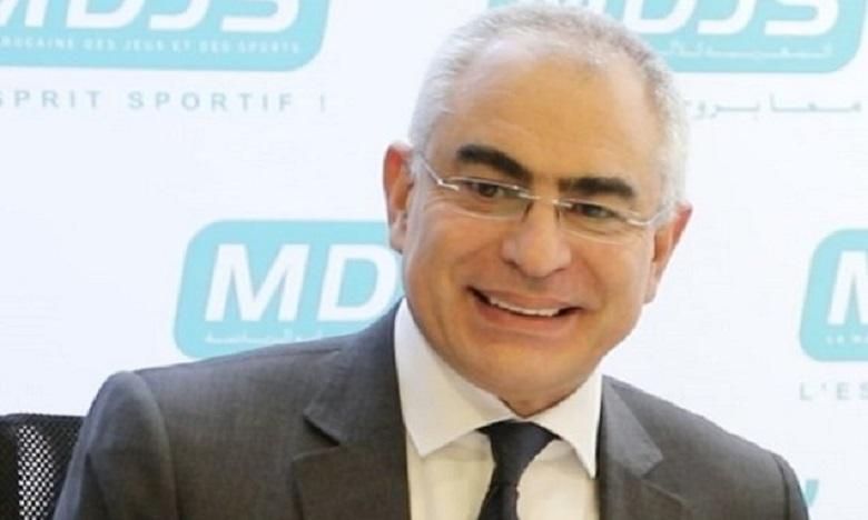 Younes El Mechrafi réélu membre du comité exécutif de GLMS