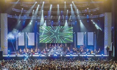 Pas moins de 18 artistes de renom se produiront  sur la scène Nahda