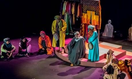 Masrah Ennas en tournée théâtrale