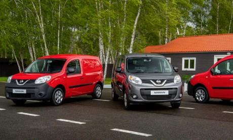 Nissan dévoile le fourgon compact NV250