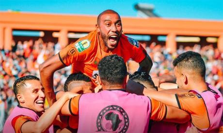 La Renaissance de Berkane donne rendez-vous au Zamalek en finale