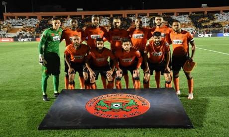 La Renaissance Berkane s'incline en finale face au Zamalek