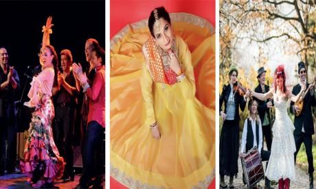 De Bénarès à Jerez, le Chellah célèbre les musiques et les danses des grands musiciens du peuple rom